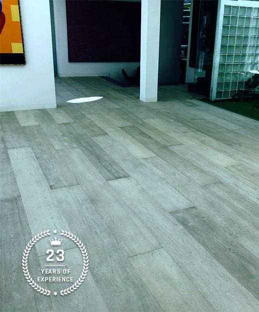 Oak Flooring Big